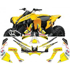 CAN-AM RENEGADE K&N