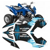 YAMAHA YFM 250 RAPTOR - Monster BLUE
