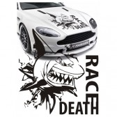 Race Death Shark