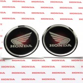 3D STICKER HONDA Red Fountain