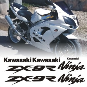 ZX9R 2002 Simple