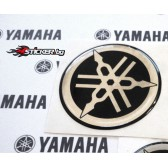 3D STICKER YAMAHA Промоция