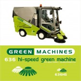 636HS green machine