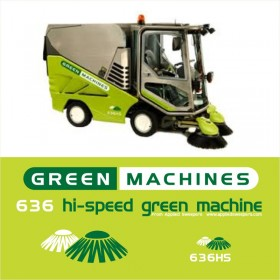GREEN MACHINE 636HS