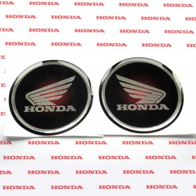 3D STICKER HONDA RED FОUNTAIN