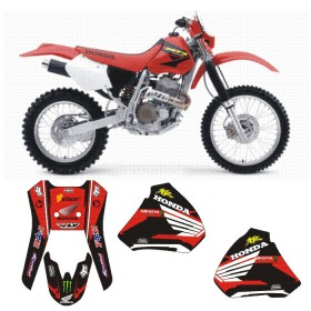 HONDA XR400R 1999-2000 LARGE-2
