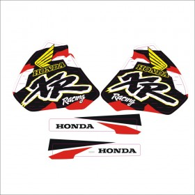 HONDA XR400R 1999-2000 SIMPLE