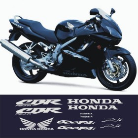 CBR 600Fi 2002 Full blue Version