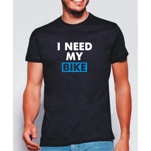 I NEED MY BIKE