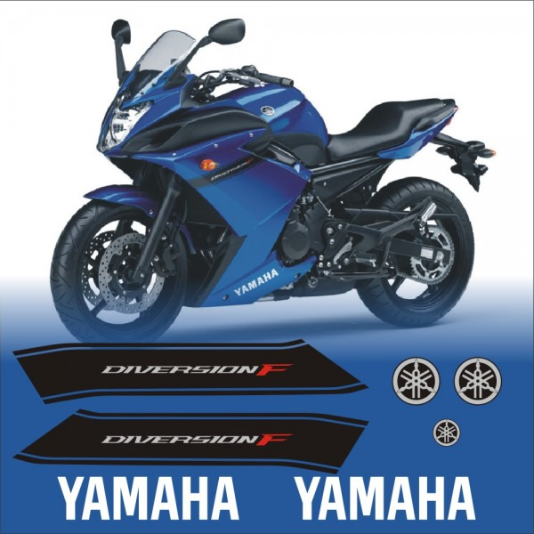 YAMAHA DIVERSION F 2010